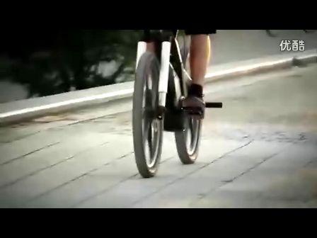 奥迪智能单车,很帅气!