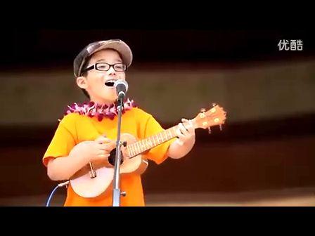 im yours ukulele尤克里里小孩都能弹,你呢