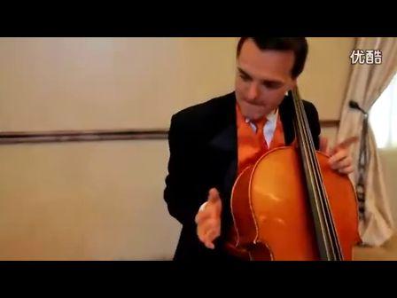 婚礼上的卡农 The Piano Guys四台大提琴演奏的 Canon in D卡农