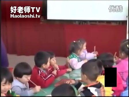 好老师tv—028-幼儿园大班社会优质课