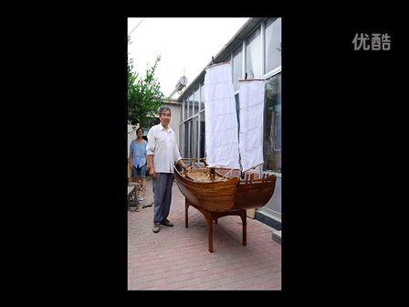 手工制作帆船