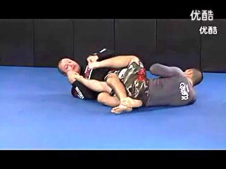 格斗技-巴西柔术:腿锁入门教程(第一部分)