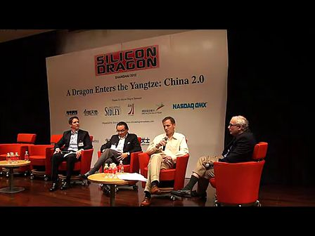 Silicon Dragon Shanghai 2012, Sept. 13th