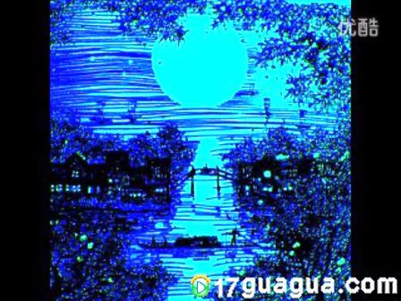 陶笛曲 月亮代表我的心