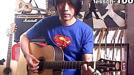 左轮吉他自学入门教程101《吉他扫弦如此简单(八)》