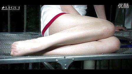 丽柜模特-韩雪监狱护士制服诱惑OL 白丝