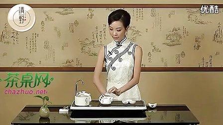 茶艺师茶艺表演 高清茶艺演出