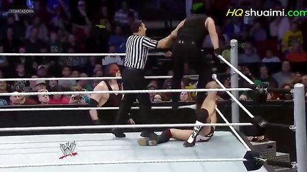 WWE SD]野兽规则出炉!雷贝克转反怒揍Y2J   [WWE SD]野