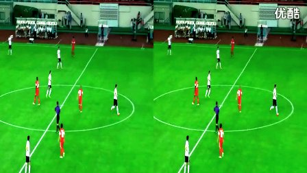 【青岛3D】足球实况【左右】—在线播放—优酷网,视频高清在线观看