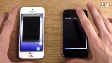 iOS 7 Beta 3 在iPhone 4/5上的性能大PK