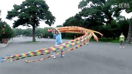 学姐妹三出脱空竹三慢动作中国王桂菊空竹教视频摇摇乐图片