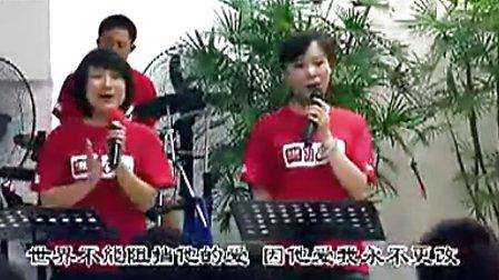 我宁愿要耶稣 基督教歌曲 音乐心之声 基督教讲道视频