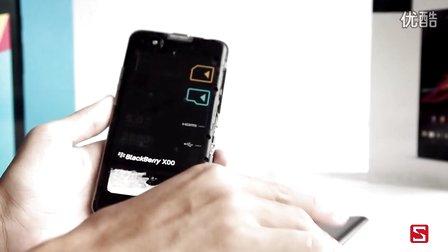 黑莓史上最大屏幕BlackBerry Z30真机试玩