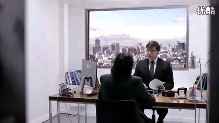 LG搞笑广告:面试世界末日地球大爆炸