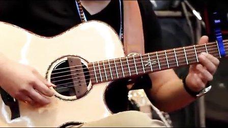 MAGIC 2013上海乐器展SA-4000CE视听陈亮演奏--无题