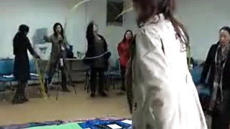 徐云博士课程剪辑:情绪管理工作坊的释放互动练习