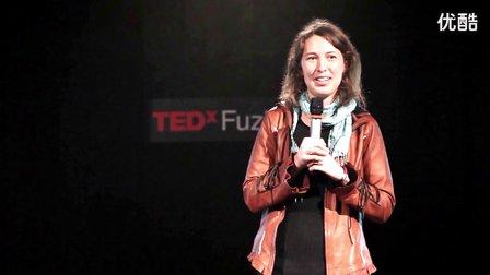 重新想象数字时代中的叙事:JESSICA YURASEK TEDxFuzhou 2012