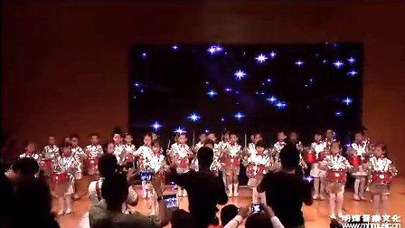 打击乐文化节-实验幼儿园行进鼓表演