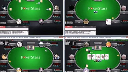 德州扑克教学:NL100 大筹码策略(BBS)牌局评论视频03