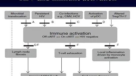 北京协和医院李太生-艾滋病研究热点及免疫激活