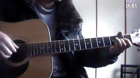 卡农片断-心动吉他视频