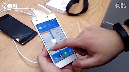 全球最薄手机 金立ELIFE S5.5首发真机体验