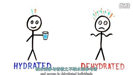 [中文字幕]小科普:如果我們停止喝水會怎樣?