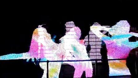 LED 3D创意显示屏幕 震撼体验