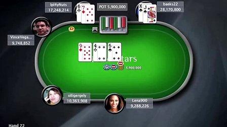 中国扑克人:扑克之星周日百万赛视频Sunday Million2014-2-9