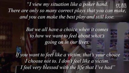 中国扑克人:Chad Brown被WSOP授予荣誉金手链