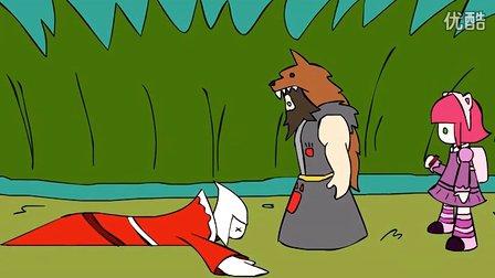 英雄联盟的动画片-LOL如何烦死队友第八集.