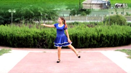 舞与伦比广场舞草原的月亮