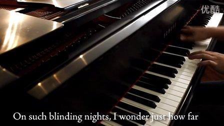 【Ishter】Aldnoah Zero OP(Heavenly Blue)钢琴版