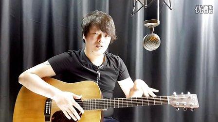 果木浪子 吉他入门标准教程 第45课 变调夹的正确使用