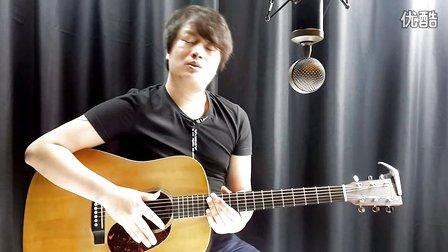 果木浪子 吉他入门标准教程 第48课 忽然之间 弹唱教学 吉他入门标准教程