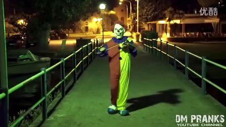 吓尿!小丑杀人恶作剧第三季