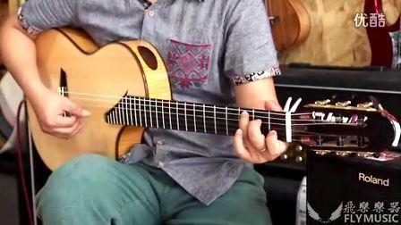 每日吉他即兴SOLO3大调1 3m 4 5 赛平吉他教学