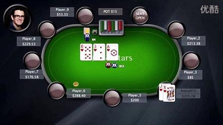 中国扑克人:坚果牌是否要慢打