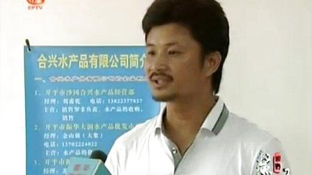 渔愉鱼-广东恩平《鳌峰视野》为您讲述水产抱团发展的变革
