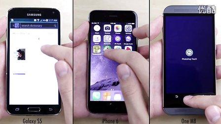 App启动速度测试:iPhone 6战胜Galaxy S5、HTC M8