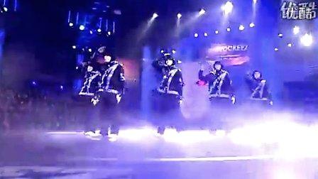 ABDC全美街舞大赛,第五季慈善演出,Jabbawockeez最强悍演出