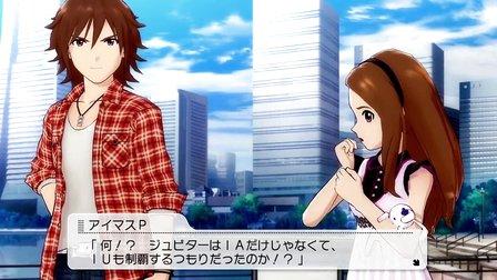 《偶像大师2》娱乐流程OVA