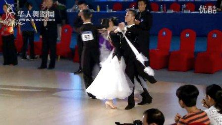 2014年中国体育舞蹈公开赛岳阳站16岁以下组B级S决赛探戈108