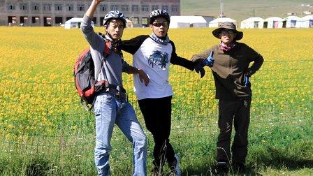 李杨《远程奔袭——青海湖》——2014第三届Biketo单车电影节