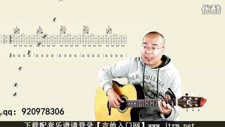 回家的路吉他弹唱刘德华春晚主题歌教学吉他谱下载吉他入门网