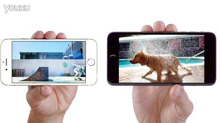 苹果 iPhone 6 广告《摄像头》篇 姜文和姜武配音