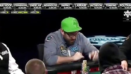 2014WSOP世界扑克大赛主赛事第2部分