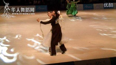 【VIP】2014年第24届全国体育舞蹈锦标赛A组S半决赛维也纳华尔兹张家捷 吴梦妮
