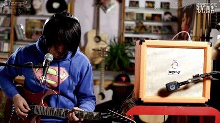 左轮测评:英国的orange橘子35LDX吉他音箱试听