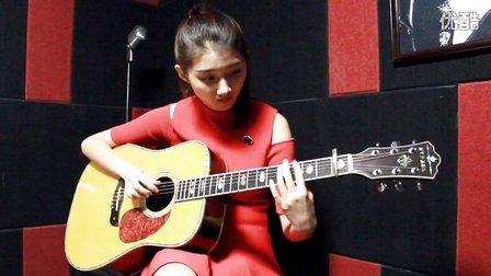 《柳舒淇吉他视频》